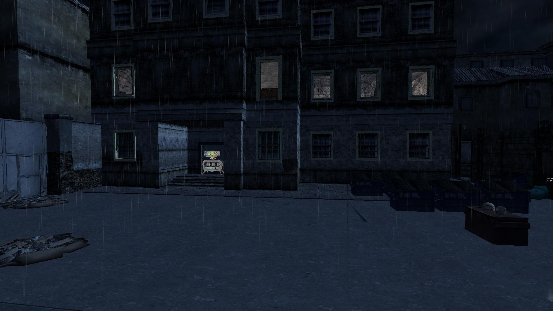Dixmor Asylum v1 2[7/30/15] | ZombieModding