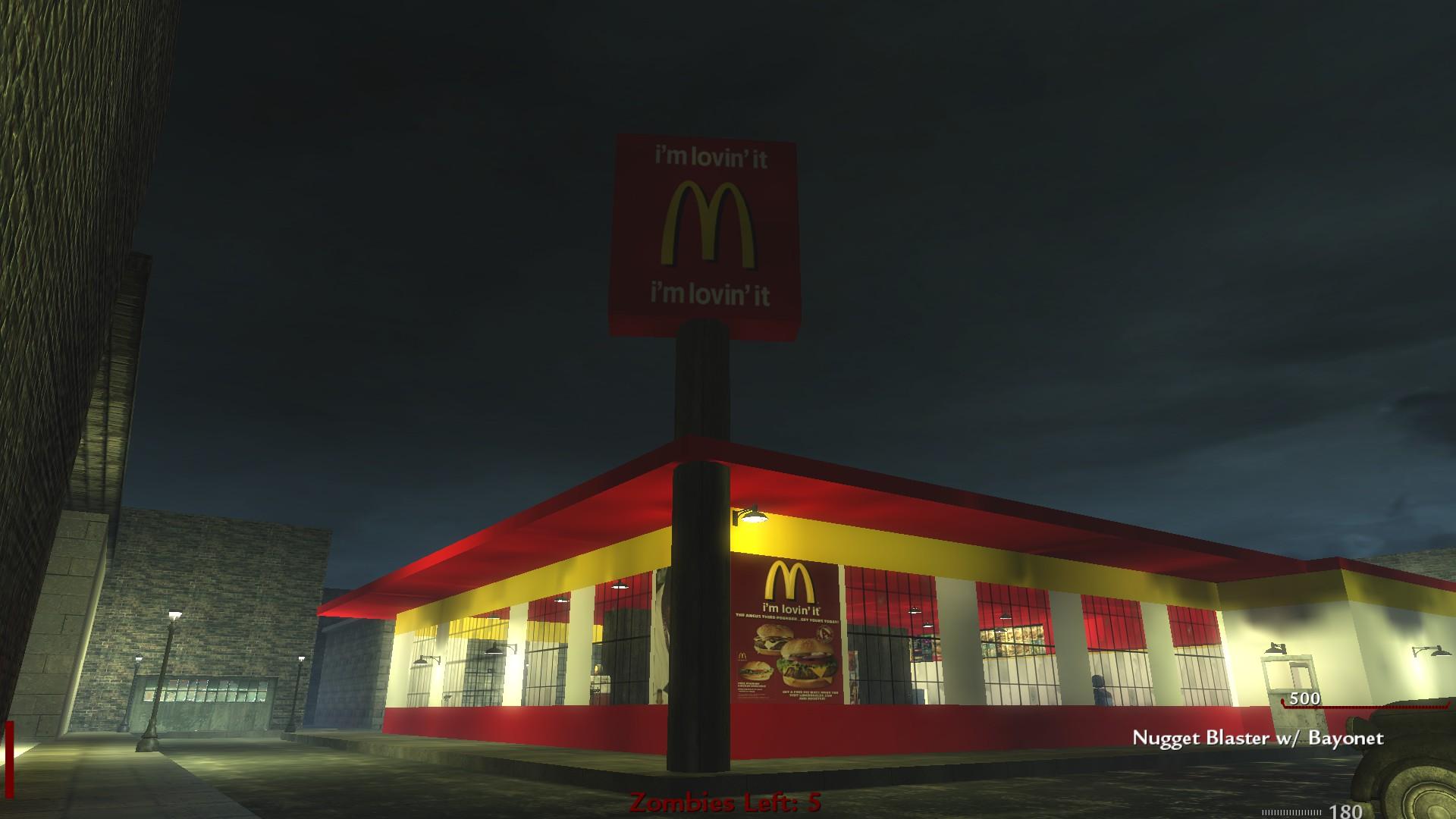 McDonald\'s Final | ZombieModding
